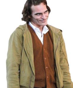 Joaquin Phoenix Hoodie Jacket