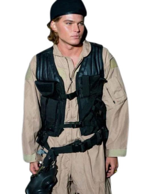Jordan Barrett Halloween Vest