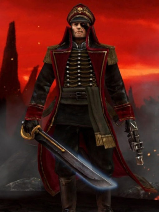 Commissar Long Coat