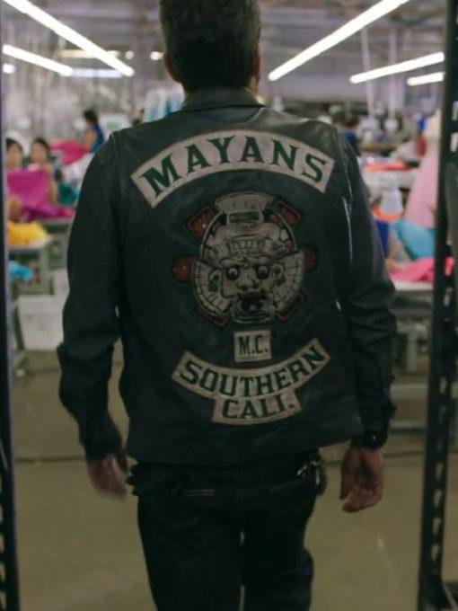 Clayton Cardenas Leather Vest