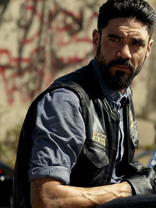 Angel Reyes Black Vest