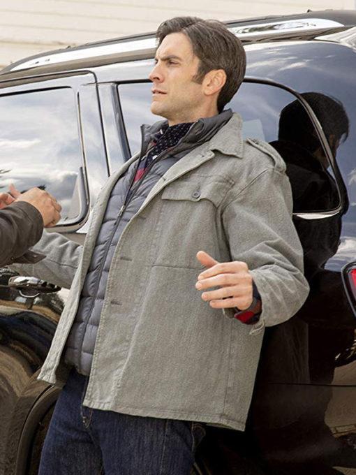 Jamie Dutton Jacket from Yellowstone
