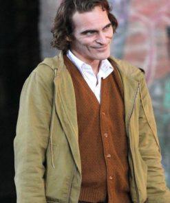 Joaquin Phoenix Joker Arthur Fleck Hoodie Jacket
