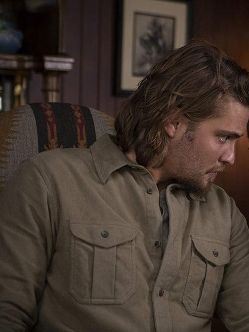 Tv Series Yellowstone Luke Grimes Jacket