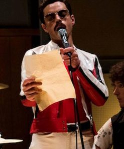 Rami Malek Bohemian Rhapsody Freddie Mercury Jacket