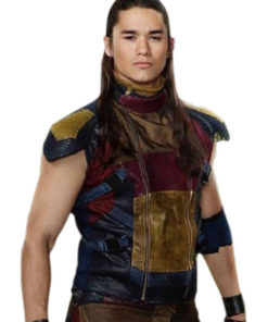 Jay Booboo Descendants 3 Stewart Vest