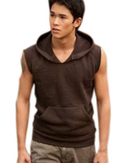 The Twilight Saga Breaking Dawn Seth Booboo Stewart Hooded Vest