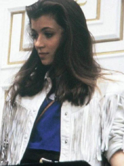 Ferris Bueller's Day Off Sloane Peterson Jacket