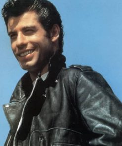 Grease Danny John Travolta T-Bird Jacket