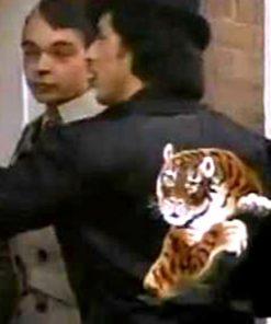 Sylvester Stallone Rocky Balboa Tiger Jacket