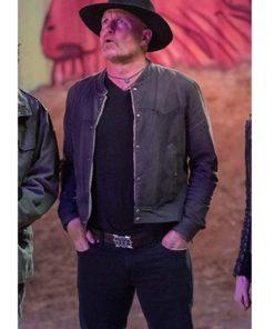 Action, Horror Film Zombieland: Double Tap Woody Harrelson Jacket