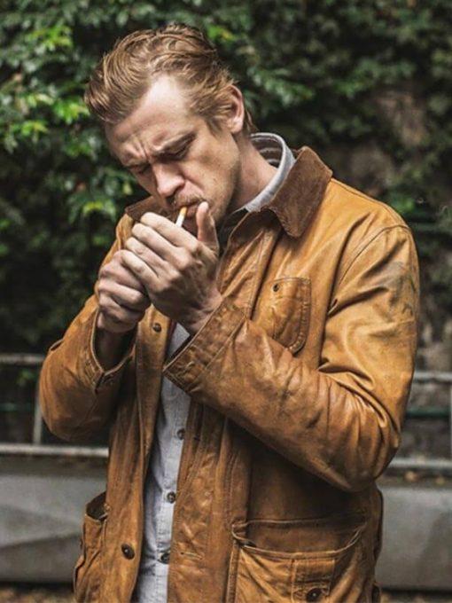 Boyd Holbrook Brown Jacket