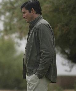 The Prisoner Jim Caviezel Jacket