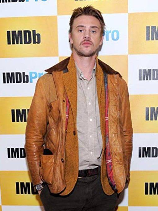 Actor Boyd Holbrook Jacket