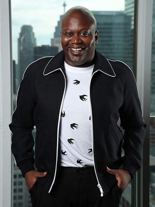 Dolemite Is My Name Event Tituss Burgess Varsity Jacket