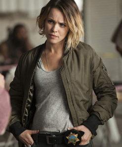 True Detective Rachel McAdams Jacket