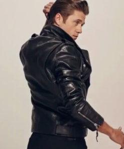Grease Live Aaron Tveit Leather Jacket