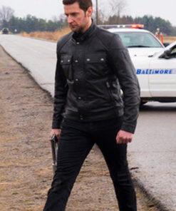 Hannibal Francis Dolarhyde Leather Jacket