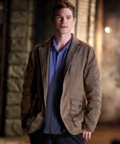 Aaron Ashmore Smallville Jacket