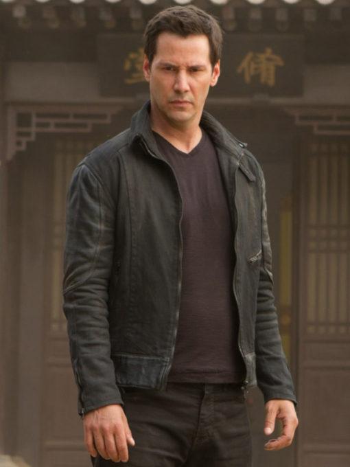 Keanu Reeves Man of Tai Chi Jacket