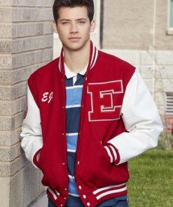 High School Musical EJ Letterman Bomber Jacket
