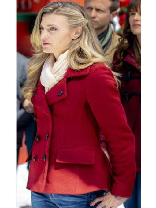 Christmas in Love Ellie Hartman Red Coat