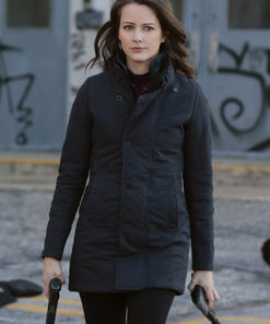 Amy Acker Person of Interest Jacket