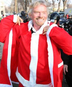 Richard Branson Christmas Costume Jacket