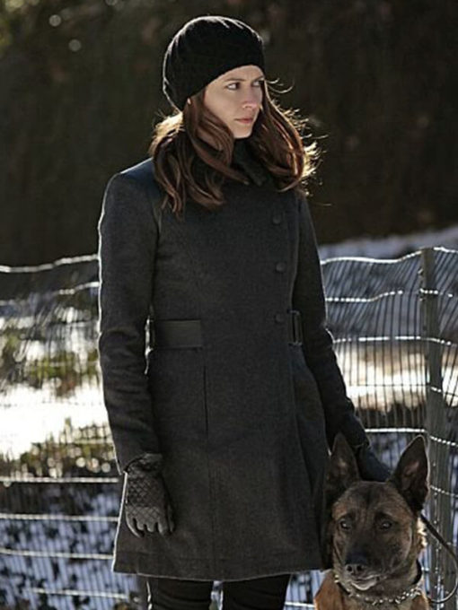 Amy Acker Person of Interest Coat