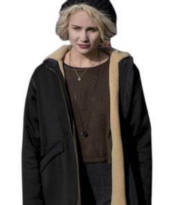 TV Series Sense8 Tuppence Middleton Shearling Jacket for Womens
