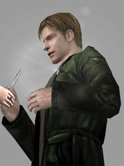 Silent Hill 2 Survival Video Game James Sunderland Jacket