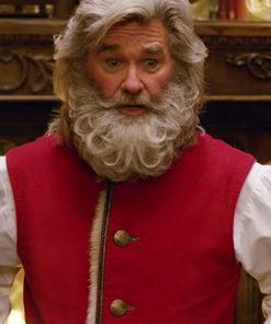 Kurt Russell The Christmas Chronicles Vest