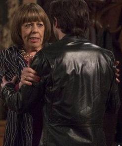 Ash Weston Vicious Black Jacket