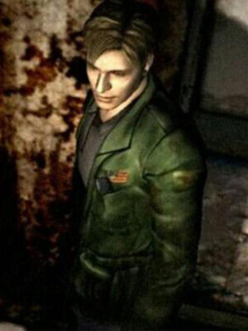 James Sunderland Silent Hill 2 Jacket