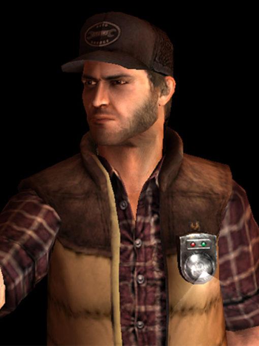 Travis Grady Silent Hill Vest