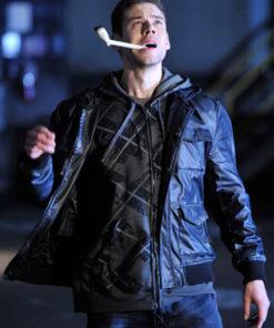 Warehouse 13 Jesse Ashton Leather Jacket