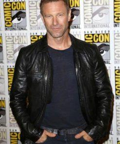 Aaron Eckhart I Frankenstein Jacket