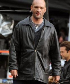 Andrew Howard Leather Jacket