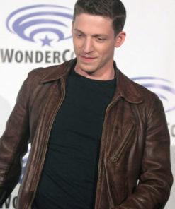 Wondercon Zach Appelman Brown Jacket