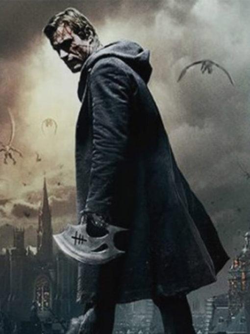 I, Frankenstein Adam Coat