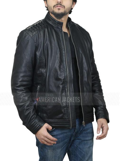 Graceland Series Agent Paul Briggs Jacket