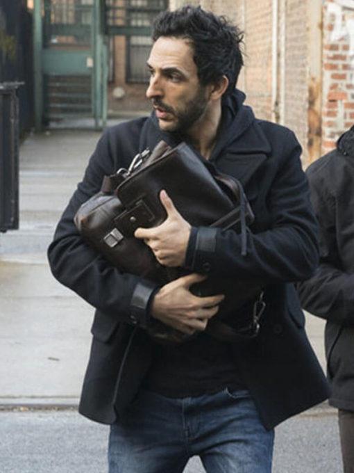 The Blacklist Series Aram Mojtabai Black Jacket