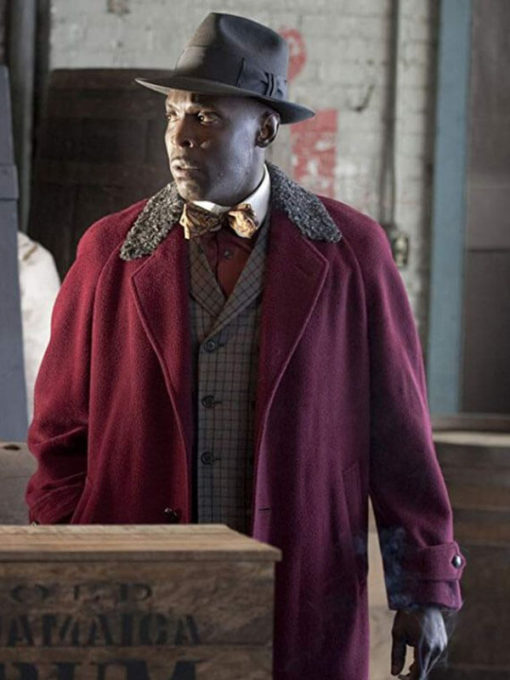 Boardwalk Empire Series Chalky White Coat