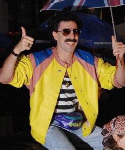 Borat Sacha Baron Cohen Jacket