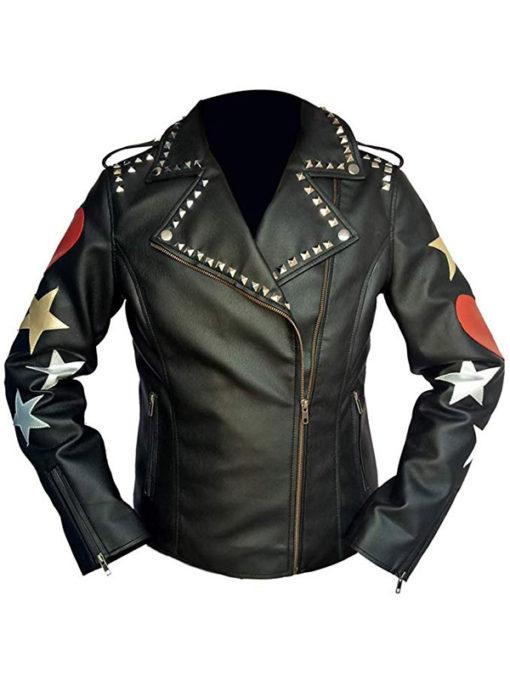 Love in Fashion Biker Jacket