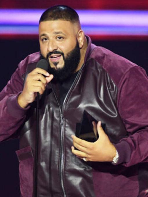 Music Awards DJ Khaled Bomber Jacket