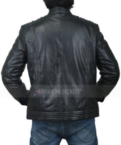 Black Daniel Sunjata Jacket