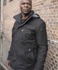 Dembe Zuma The Blacklist Series Hooded Jacket