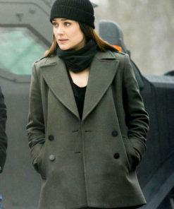 Elizabeth Keen The Blacklist Grey Coat