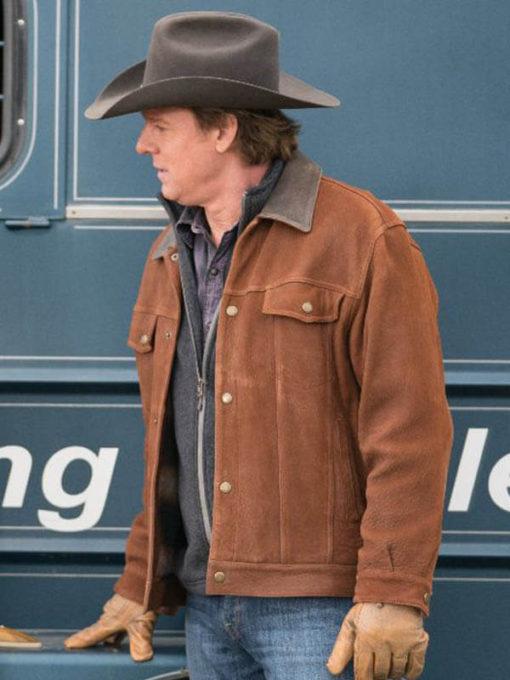Tim Fleming Heartland Chris Potter Jacket